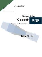 Manual Nivel III
