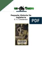 Chesterton, G.K. - Pequeña historia de Inglaterra