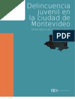 Delincuencia Juvenil en Montevideo