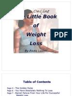 Little Book of Weight Loss