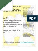 Applications of Vinyl Sheet Piles