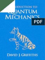 1st Introduction to Quantum Mechanics - David Jeffery Griffiths