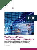 WTO Report - The Future of Trade