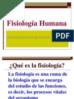 fisiología propedéutica