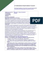Federal Financial Institutions Examination Council FFIEC.gov