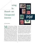 Rediscovering a Philatelic Hoard—an Unexpected Journey—with addendum