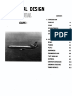 McDonnel Douglas Corporation - Structural Design Manual Vol 1