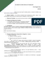Aulas de Direito e Processo Do Trabalho2
