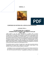 Soboul, Albert - Compendio de Historia de La Revolucion Francesa Vol 2
