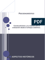 constructivismo y psicodiagnóstico