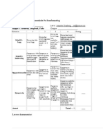 Rubrikkvurdering Samfunnsfag Geografi Primaernaeringer