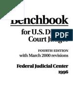 Bench Book