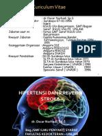 Penatalaksanaan Hipertensi Dalam Pencegahan Primer Dan Sekunder,Edit