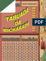 Tabuada Da Bicharada