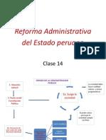 Clase 14 - Estado - administración y reforma - la Neuan Gestión Pública