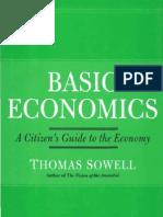 Basic Economics A Citizen's Guide to the Economy