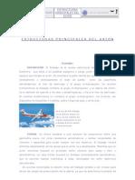 Estructuras Principales Del Avion