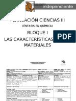 Ciencias III Planeacion Completa (Quimica)