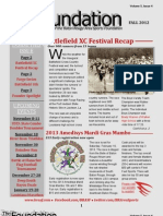 2012 fall newsletter final for portfolio