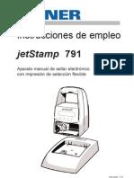 Instrucciones de Empleo 791