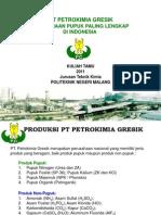 Proses Pembuatan Pupuk PKG