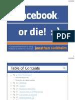 eBook - Marketing Your Business on Facebook - Facebook or Die
