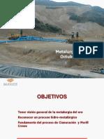 Metalurgia Del Oro Octubre 2004
