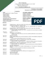 Curriculum vitae - Léo Fugazza - FR/EN_complet