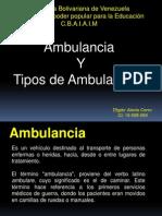 AMBULANCIAS CORRO.ppt
