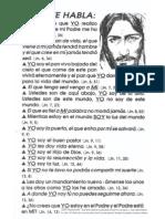 Jesus Te Habla