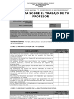 Ficha Entrevista Alumnos