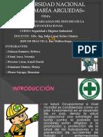 INSTITUCIONES ENCARGADAS DEL ESTUDIO DE LA SALUD OCUPACIONAL.pptx