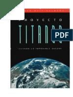 Proyecto Titanes (prefacio)