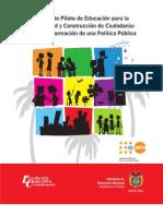 EDUCACIÓN SEXUAL Y CONSTRUCCIÓN DE CC