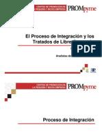 3 El Proceso de Integracion y TLC
