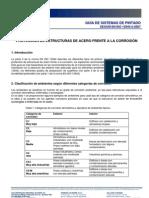 Guia de Sistemas de Pintado para Protección Anticorrosiva de Estructuras Metálicas