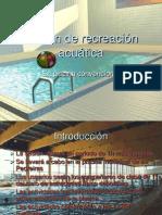 Sesion de Recreacion Acuatica