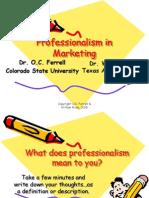 Professionalism 2005