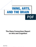 Learning Art and Brain