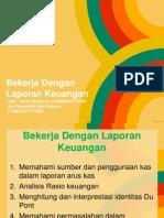Bekerja dengan Laporan Keuangan PPT