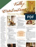 Napa Valley Recipes