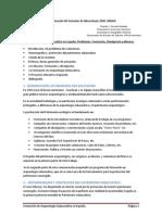 Comunicación XII Jornadas de Museología 2008.Ricardo Cerreda. Arquesub