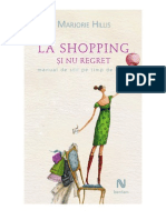 31300011 Marjorie Hillis La Shopping Si Nu Regret Manual de Stil Pe Timp de Criza