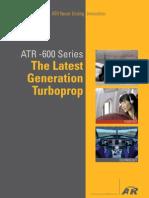 ATR72-600 Latest Generation