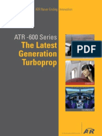 ATR72-600 Latest Generation