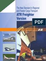 ATR72 Freighter Version