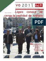 Boletín Nº 4 - Acercándonos a... Arévalo - Ávila