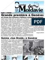 Courrier de Moldavie No. 45