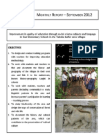 02 Tadoba Schools Report _ Sept 2012