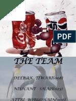 44286572 Coke vs Pepsi Ppt